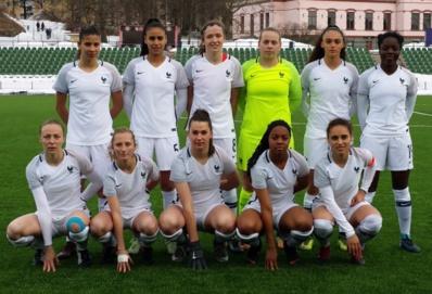U19 - Vingt-quatre joueuses en stage pour préparer l'Euro