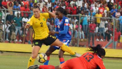La Jamaïque se qualifie à la différence de buts par rapport à Haïti