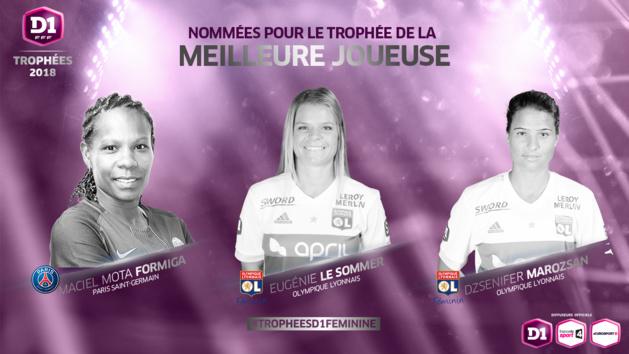#D1F - Trophées FFF : le palmarès 2017-2018