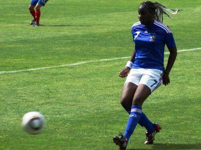 Makanza a inscrit le but tricolore (photo : Marion Kehren)