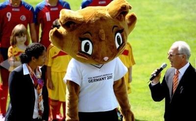 Coupe du Monde 2011 : à la découverte de Karla Kick !
