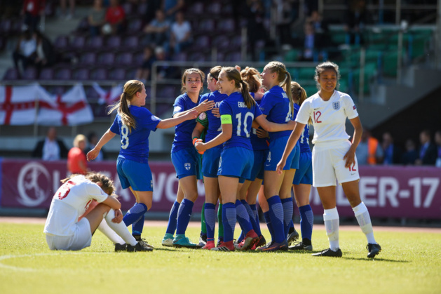 Euro U17 - Eva Maria Navarro sacre l'ESPAGNE, la FINLANDE en Uruguay
