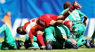 Les Falconets en finale (photo : fifa.com)