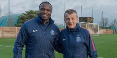 Coupe de France - Le PSG sans Patrice LAIR qui a signé officiellement à NIORT