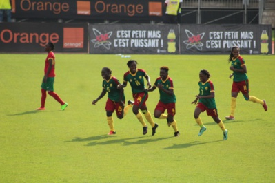 Le Cameroun n'a pas été en difficulté face au Congo