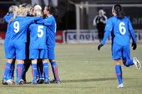 Une liste de 22 joueuses annoncée par l'Islande