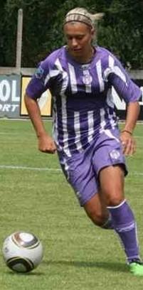 A l'image de Sidonie Demarle, nouvelle recrue de l'intersaison, le TFC joue la carte jeune (crédit DR)