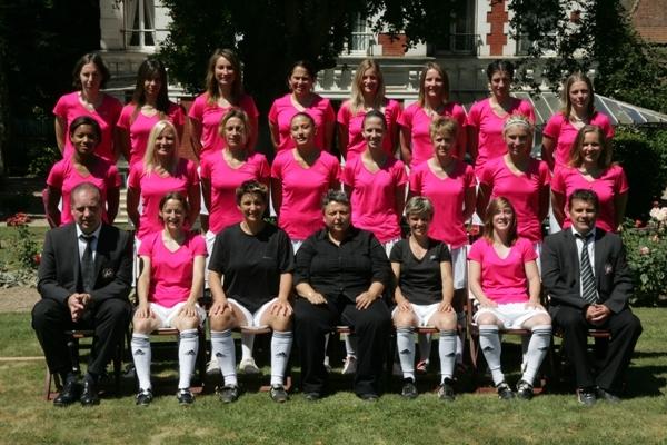Le FCF Juvisy 2010-2011