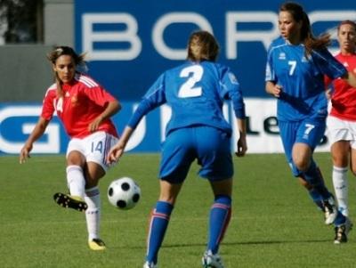 Louisa Necib : « Continuer à jouer notre jeu »