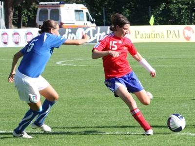 Elise Bussaglia : « On mérite la qualification »