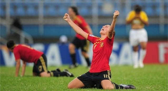 L'Espagne est aux anges (photo : fifa.com)