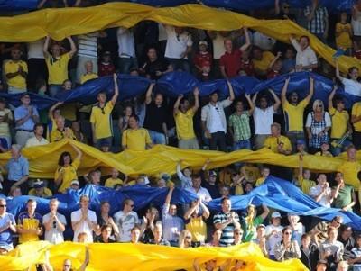La Suède recevra un Euro pour la 2e fois de son histoire (photo : uefa.com)