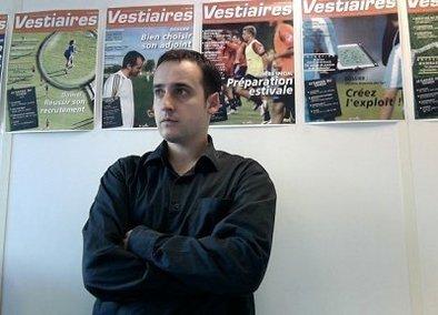 Julien Gourbeyre : VESTIAIRES est aussi un choix de vie...