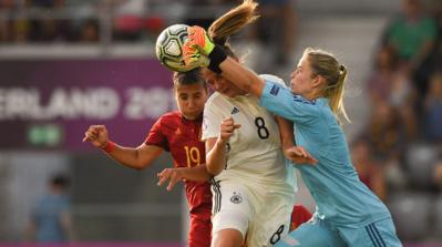 Euro U19 - Le doublé pour l'ESPAGNE