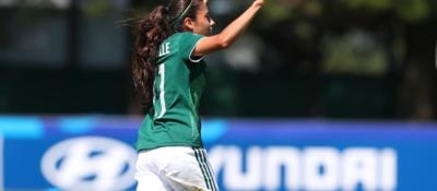Un doublé d'Ovalle a permis au Mexique de passer devant le Brésil en seconde période (photo FIFA.com)