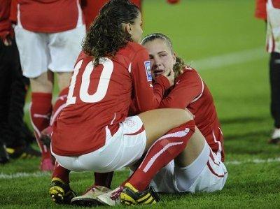 Les joueuses helvétiques ne seront pas en Allemagne (photo : football.ch)