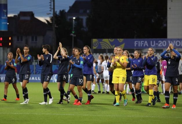 Les Françaises doivent désormais s'imposer après le nul face à la Nouvelle-Zélande (photos Bastien Lhéritier/FFF)