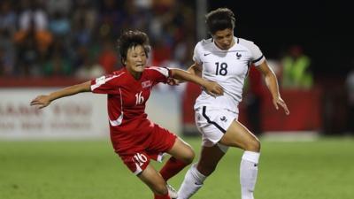 Avantage Corée du Nord avec trois victoires en quatre confrontations (photo FIFA.com)