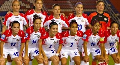 Le Costa Rica de la Lyonnaise Shirley Cruz joue une place au Mondial