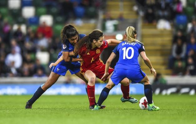 Daoudi et Gavory étaient de la finale de l'Euro U19 perdue en 2017 (photo UEFA.com)