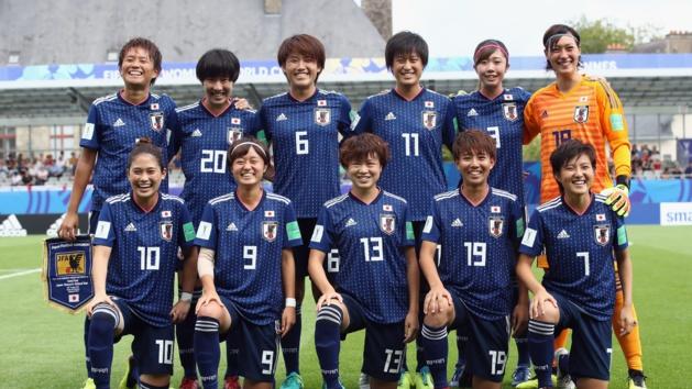 Le Japon (photo FIFA.com)