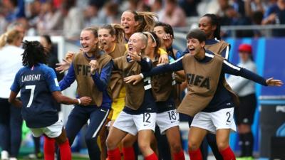 #U20WWC - La FRANCE termine au pied du podium