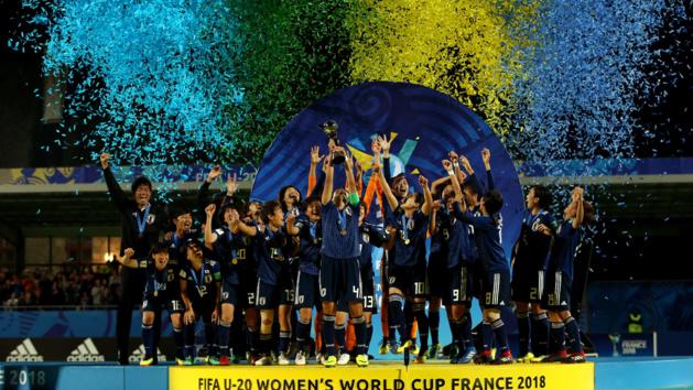 Les Nadeshiko reines du Monde (photo FIFA.com)