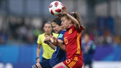 Candela auteur du but espagnol (photo FIFA.com)