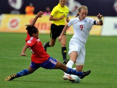Doubles confrontations franco-anglaises U17 et U19 cette semaine