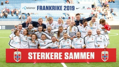 #FIFAWWC (Europe) - ALLEMAGNE, ECOSSE, SUEDE, NORVEGE qualifiées
