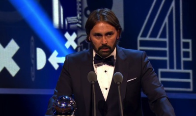 The Best FIFA - Les réactions de Dzsenifer MAROZSAN et Reynald PEDROS