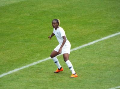 Malard fait partie des Mondialistes U20 appelée avec les U19