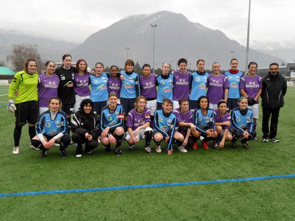 Challenge : L'aventure est terminée pour le FC Mieussy