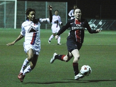Thomis permet à Lyon de s'échapper au classement (photo Jean-François)