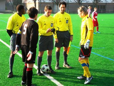Challenge : L'ES Seizième tombe sur un penalty face à Dijon
