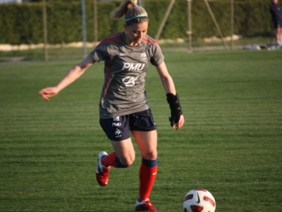 Laure Boulleau (photo : Sébastien Duret)