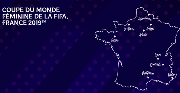 Coupe du Monde Féminine de la FIFA : 45 000 packs – soit 150 000 billets - déjà vendus