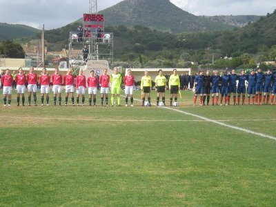 U19 : lourde défaite contre la Norvège