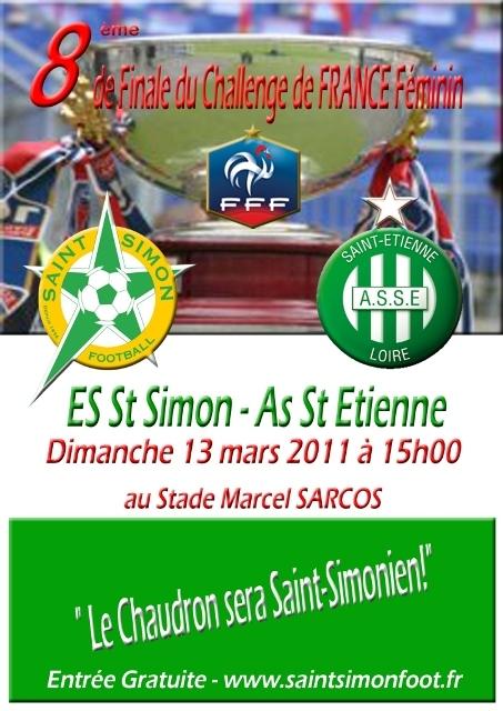 """Jean-Manuel Carvalho (St Simon) : """"Nous tenterons notre chance"""""""