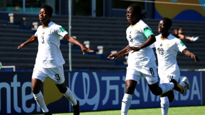 Les Black Maidens filent en quart (photo FIFA.com)