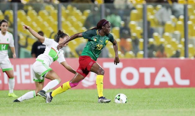 La Nancéienne Ngo Ndoumbouk