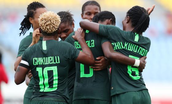 #FIFAWWC #AWCON - L'AFRIQUE DU SUD et le NIGERIA dans le dernier carré