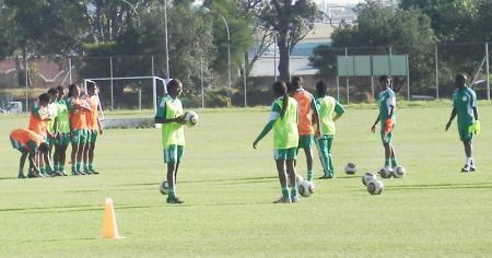 Le Nigeria s'impose de nouveau face à la Namibie