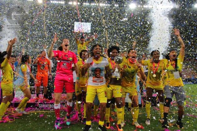 Copa Libertadores - Premier titre continental pour les Colombiennes de l'ATLETICO HUILA