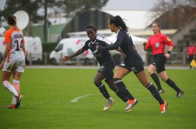 Asseyi continue à marquer (photo FCGB)