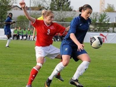 Lydia Belkacemi (photo : Franz Feldmann, www.sportfotos.ch)