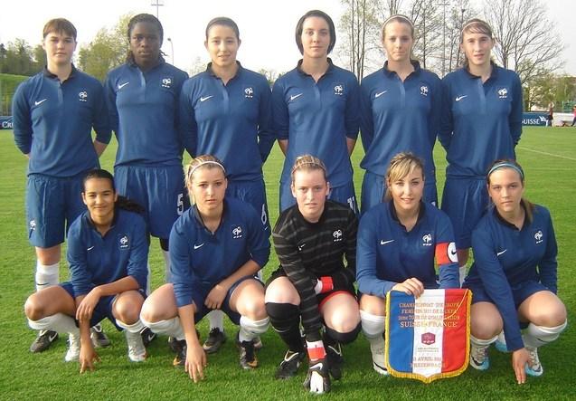 U17 : la sélection qualifiée pour la phase finale