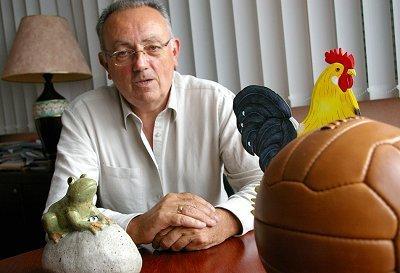 L'ancien joueur, éducateur, trésorier et président du FC Dompierre:Veyle sait de quoi il parle quand il évoque les sort du football amateur.