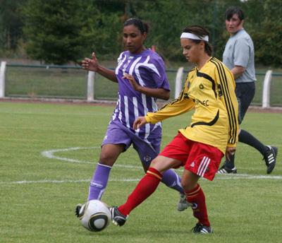 Marie-Ange Kramo (Toulouse) : « Le match à ne pas rater »