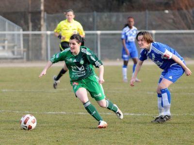 Deborah Taghavi aimerait, au moins, arracher le match nul pour ce derby (Photo : Stéphane Popakul/Tous droits réservés)